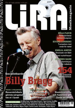 Billy Bragg Lira Cover