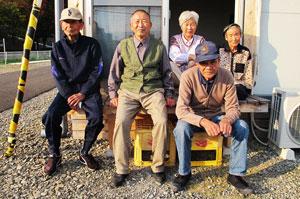 Temporary senior living in Fukushima City