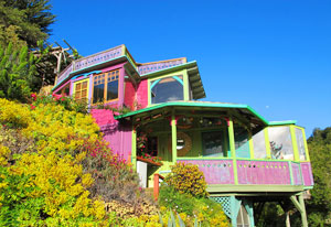 Rainbows and Dragons Hike Inn
